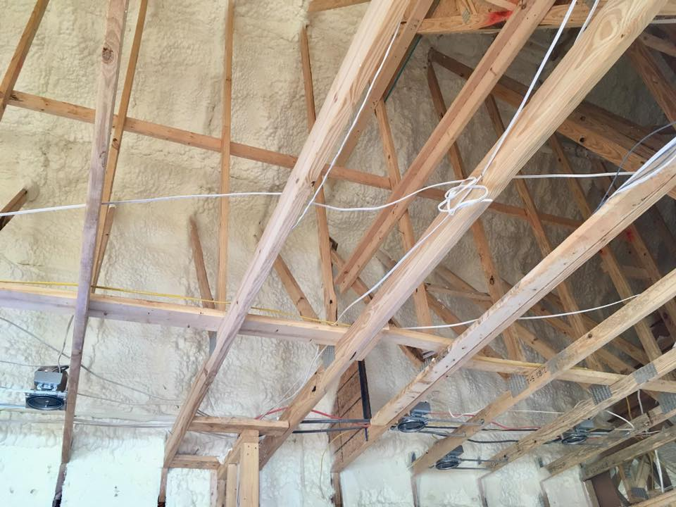 spray foam insulation Shreveport