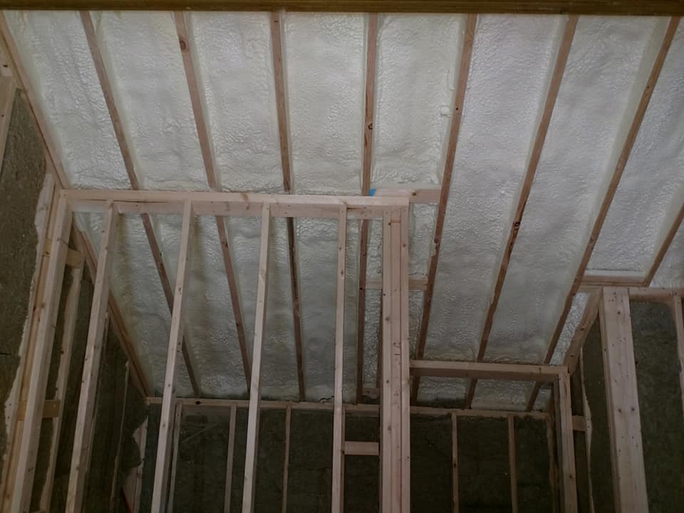 foam insulation Shreveport