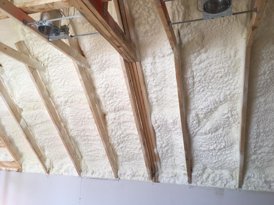 spray insulation Shreveport