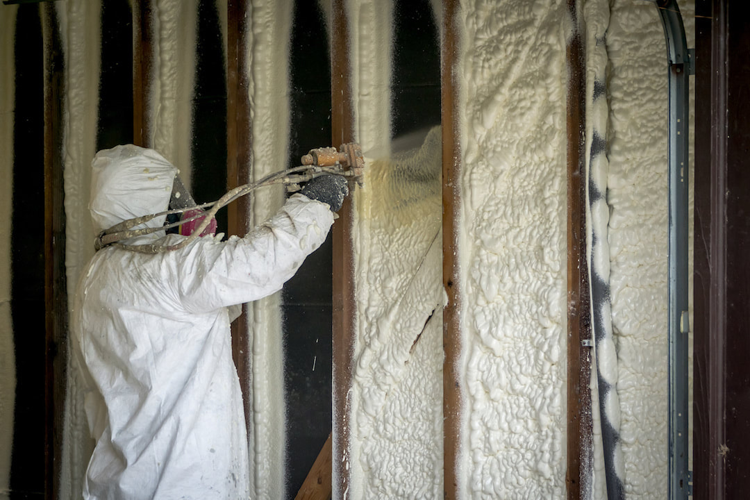 Spray Foam Insulation Contractors Shreveport LA