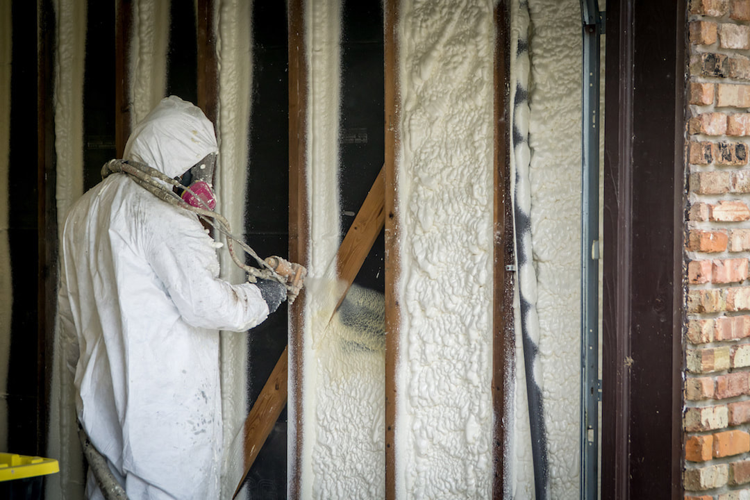 Spray Foam Insulation Contractors Shreveport