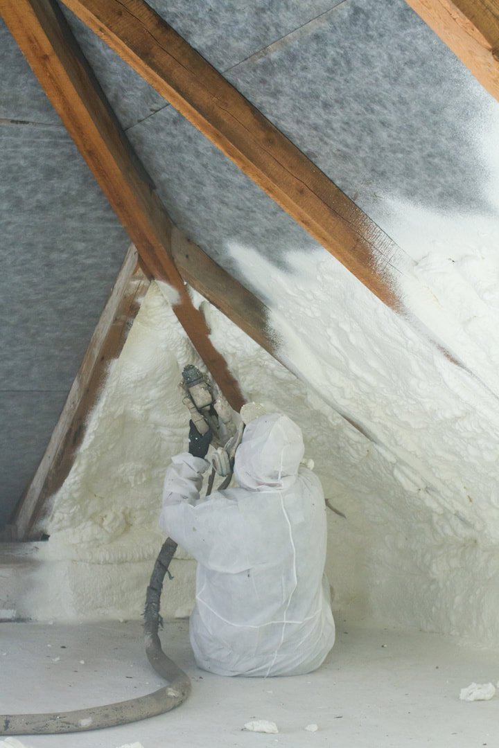 spray foam insulation kit Shreveport