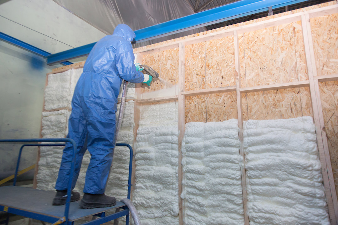 Spray Foam Insulation Installation Shreveport