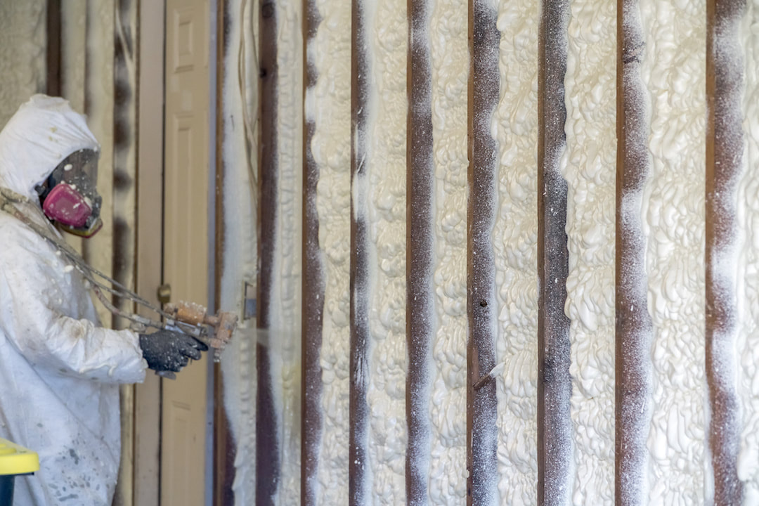 cost of spray foam insulation attic insulation Shreveport
