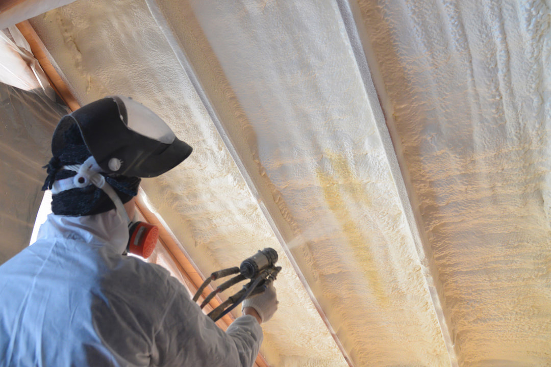 spray foam insulation reviews attic insulation Shreveport