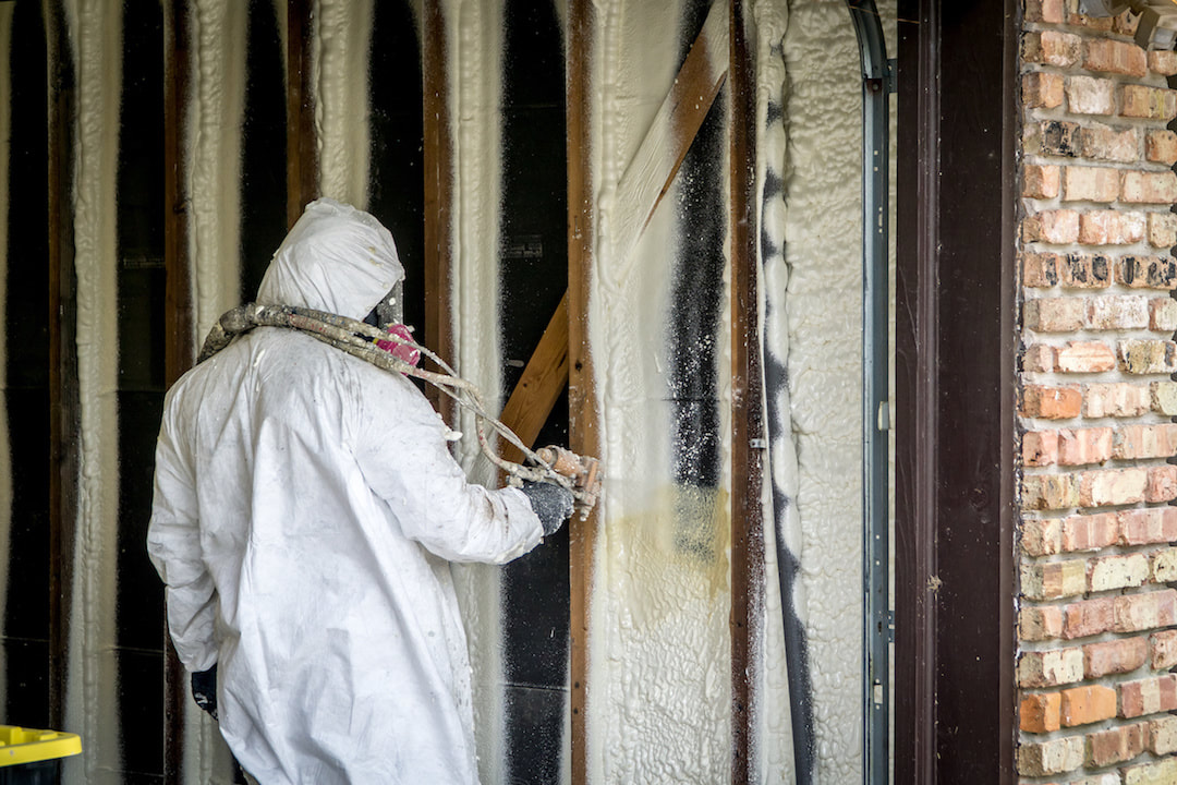 spray foam insulation under mobile home Shreveport