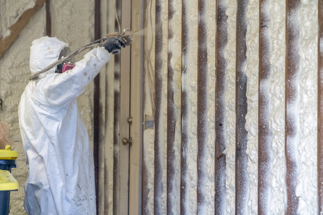 spray foam insulation r value Shreveport